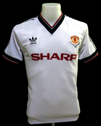 Manchester United 1983-84 Away Shirt