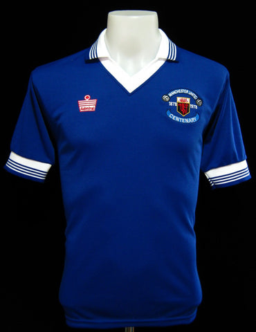Manchester United 1978-79 Centenary 3rd Shirt