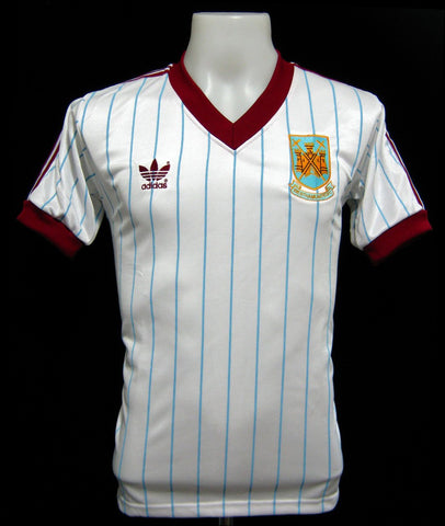 West Ham United 1983-85 Away Shirt
