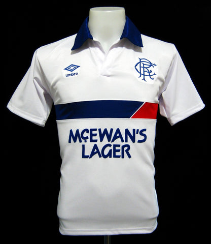 Rangers 1987-88 Away Shirt