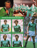Northern Ireland 1982 World Cup Home Shirt