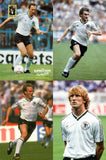 West Germany 1984 European Championship Home Shirt
