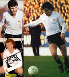 Manchester United 1980-82 Away Long Sleeved Shirt