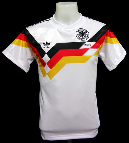 West Germany 1990 World Cup Home Shirt