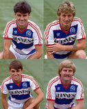 Queens Park Rangers 1985-86 Home Shirt