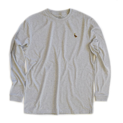 Long Sleeve Recovery Tee made from 100% Recycled Materials
