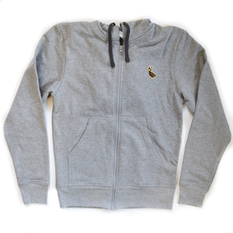 Zip Hoodie made from 100% Recycled Material