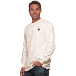 Long Sleeve Organic Cotton T-Shirt