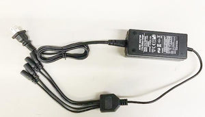 12V 4amp Lithium Battery Charger  100-240VAC input