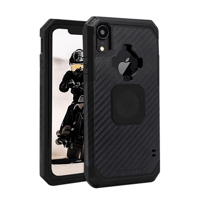 Rokform Rugged Case for Apple iPhone XR - Black - Dreamers Circle