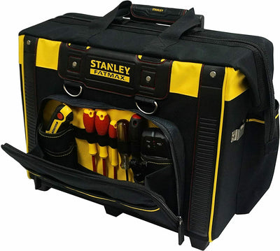 Stanley FatMax Tool Case with Wheels
