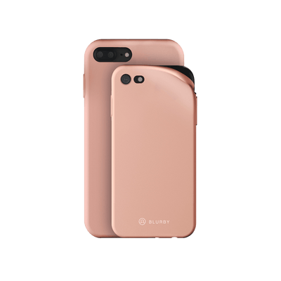 Rose Gold Mercury iPhone Case - Dreamers Circle