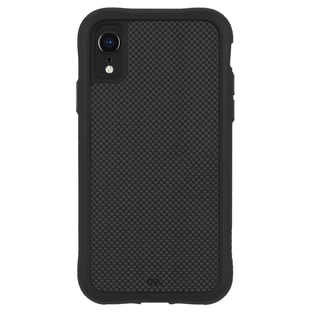 Case-Mate Carbon Fibre Case for Apple iPhone XR in Black