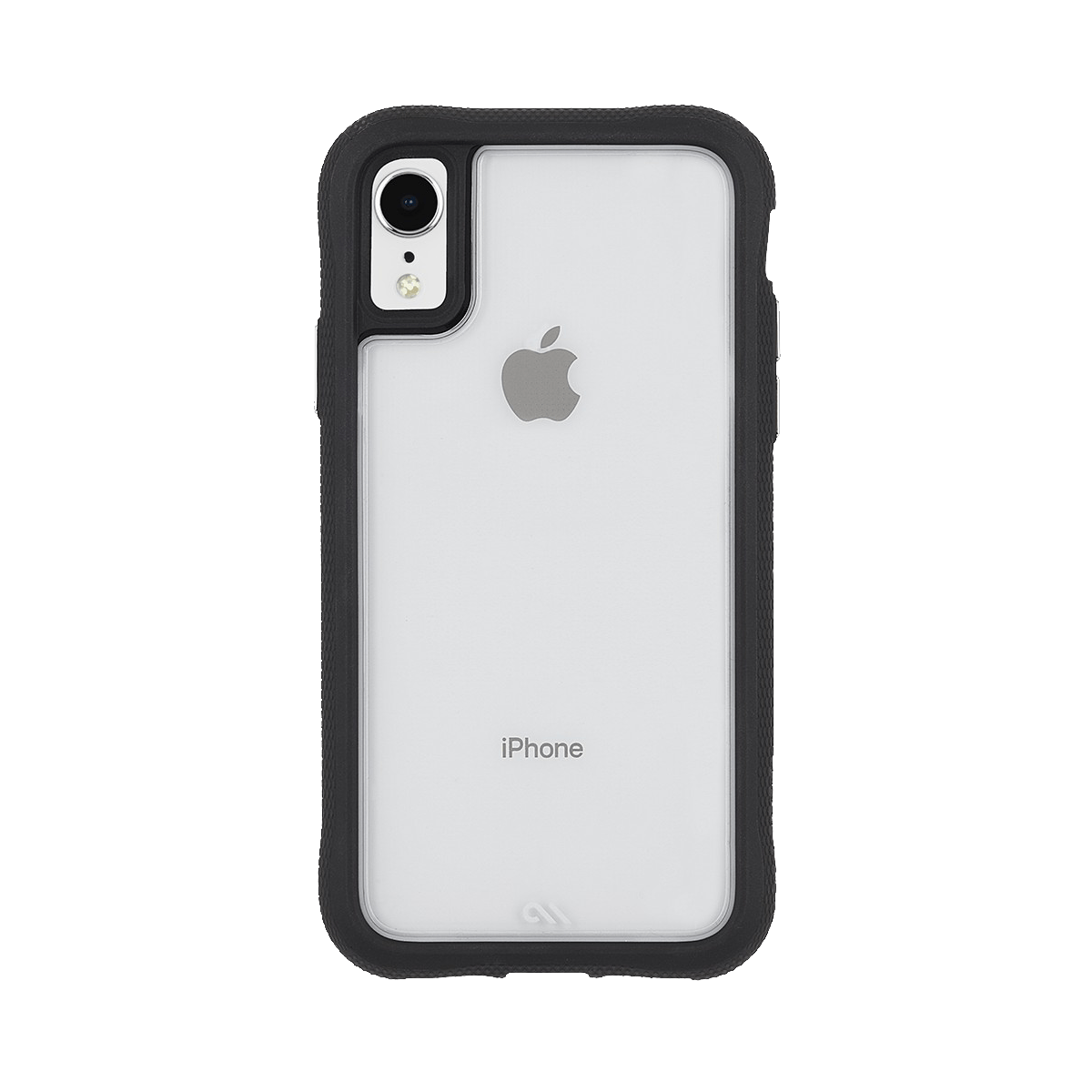 Case-Mate Translucent Case for iPhone XR in Clear/Black
