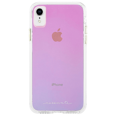 Case-Mated Naked Tough Case for Apple iPhone XR in Iridescent - Dreamers Circle