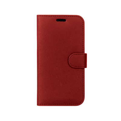 Case FortyFour No.11 Case for Apple iPhone 8 Plus/7 Plus in Cross Grain Red