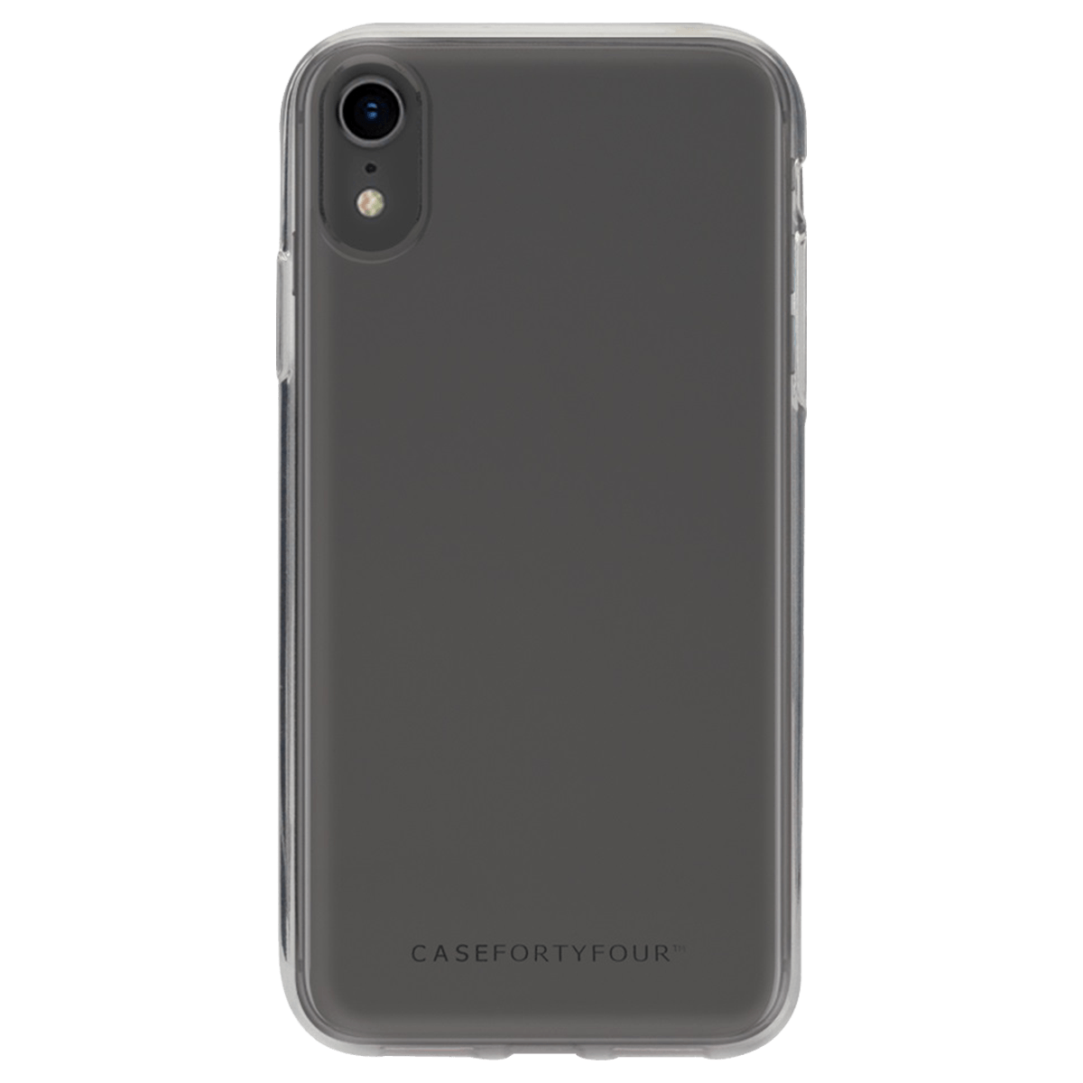 Case FortyFour No.1 Case iPhone XR in Clear