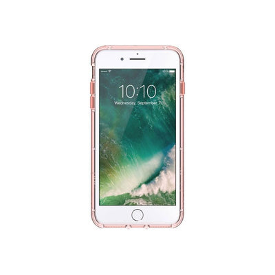Griffin Survivor Clear Case for Apple iPhone in Rose Gold