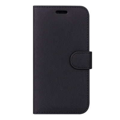 Case FortyFour No.11 Case for Apple iPhone 8 Plus/7 Plus in Cross Grain Black