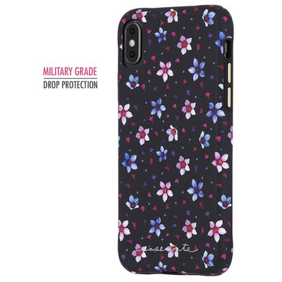 Case-Mate Wallpapers Case for Apple iPhone X & Xs in Floral Garden - Dreamers Circle