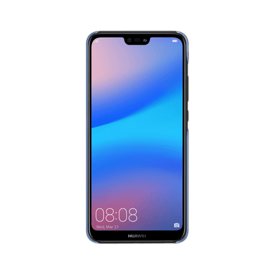 Huawei P20 Protective Cover - Blue - Dreamers Circle