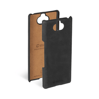 Krusell Sunne Case for Sony Xperia 10 in Black