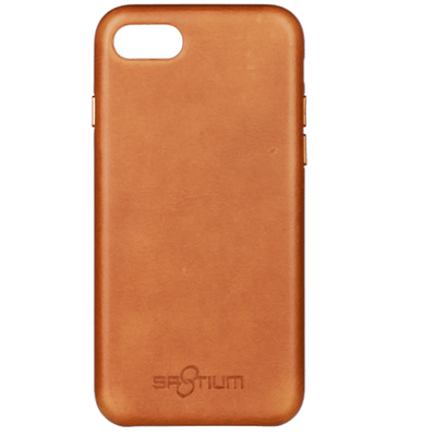 Sp8tium iPhone 7 / iPhone 8 Leather Back Bumper Case - Dreamers Circle