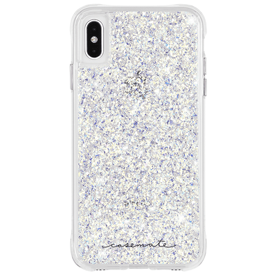 Case-Mate Twinkle Case for Apple iPhone XS Max in Stardust - Dreamers Circle
