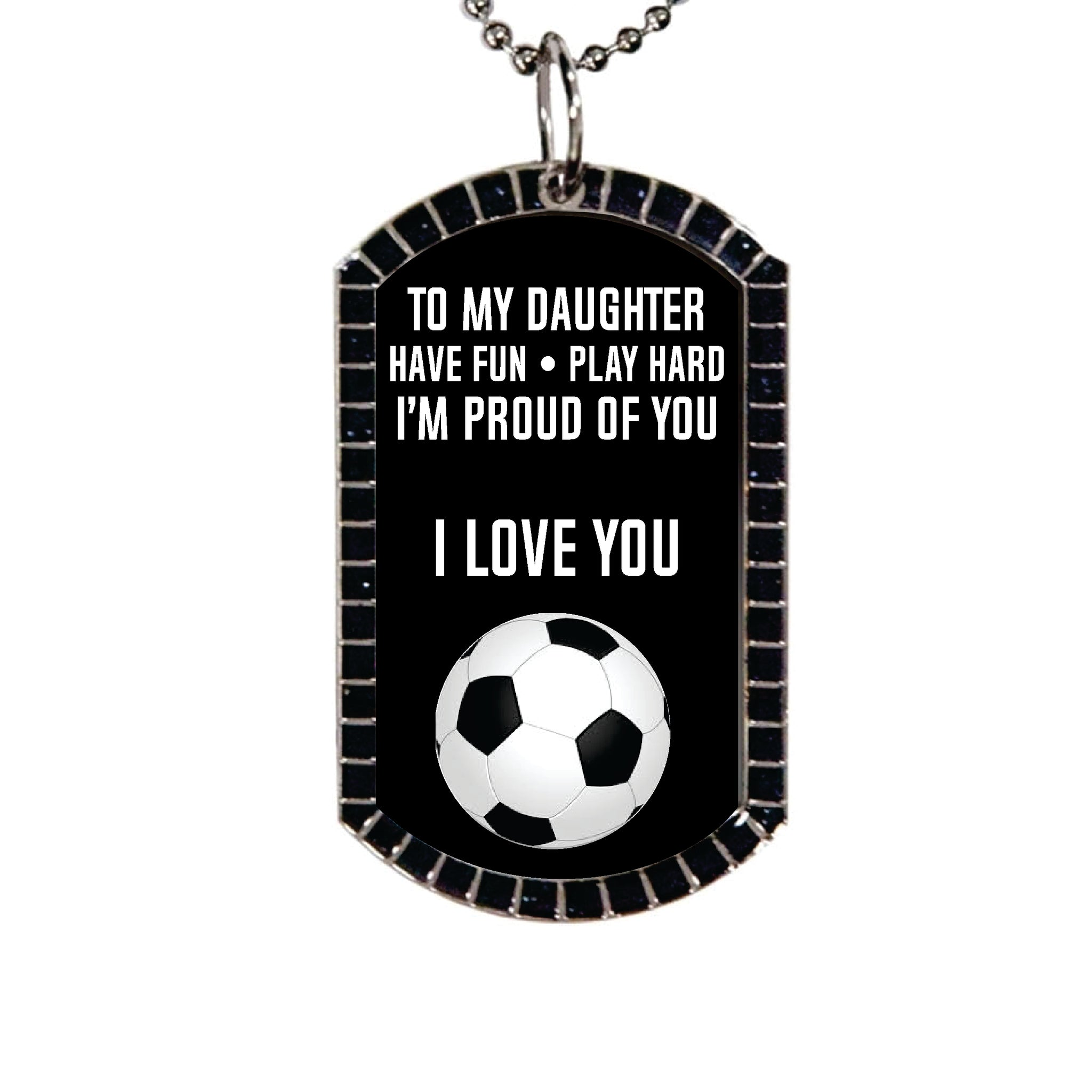 children soccer necklace products kitty pendant s img kristinpearce childrens white