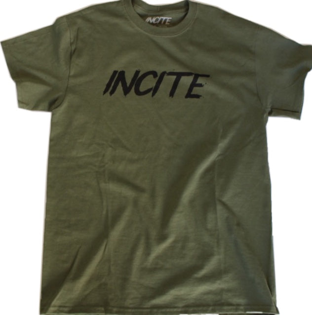 Incite Olive Short sleeve
