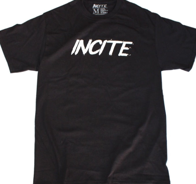 Incite Black Short Sleeve