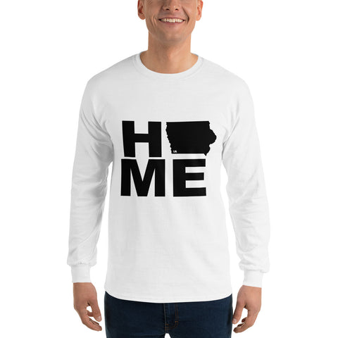 Iowa is Home! Long-sleeved tee