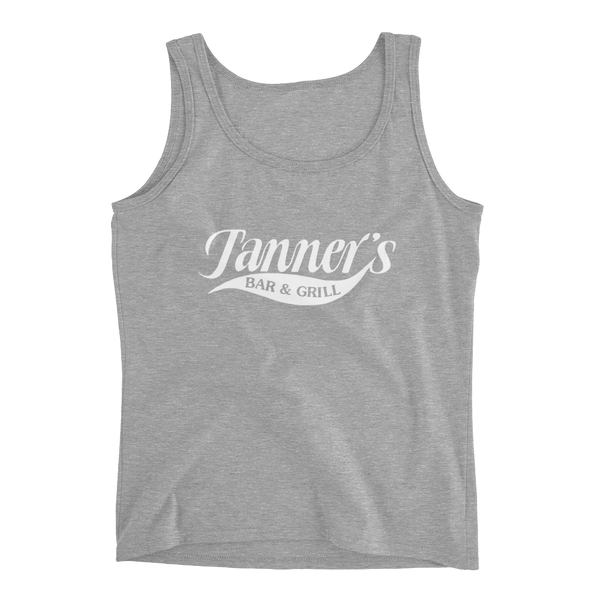Tanners ladies' Missy fit tank