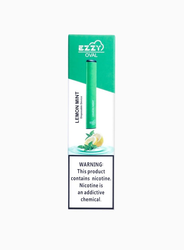 EZZY Oval Disposable Device $7 EACH - The Smokers World
