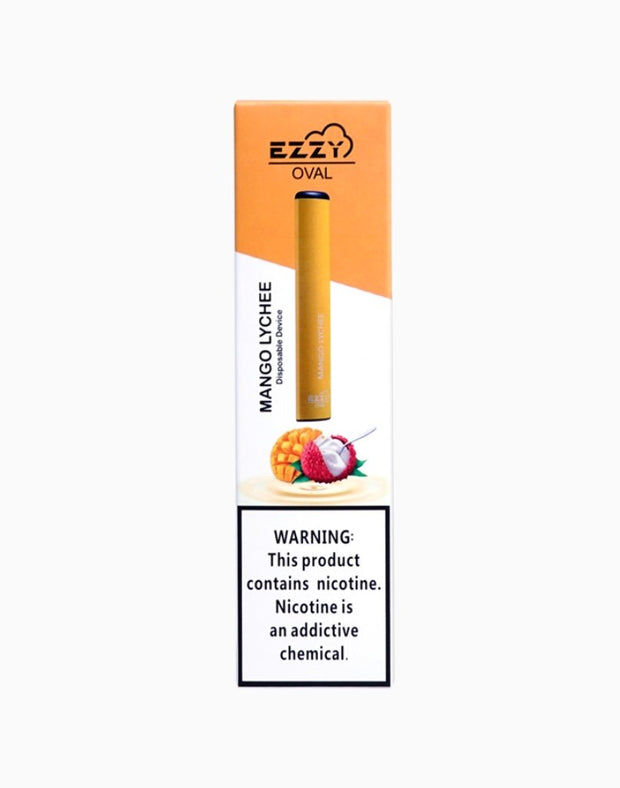 EZZY Oval Disposable Device $7 EACH
