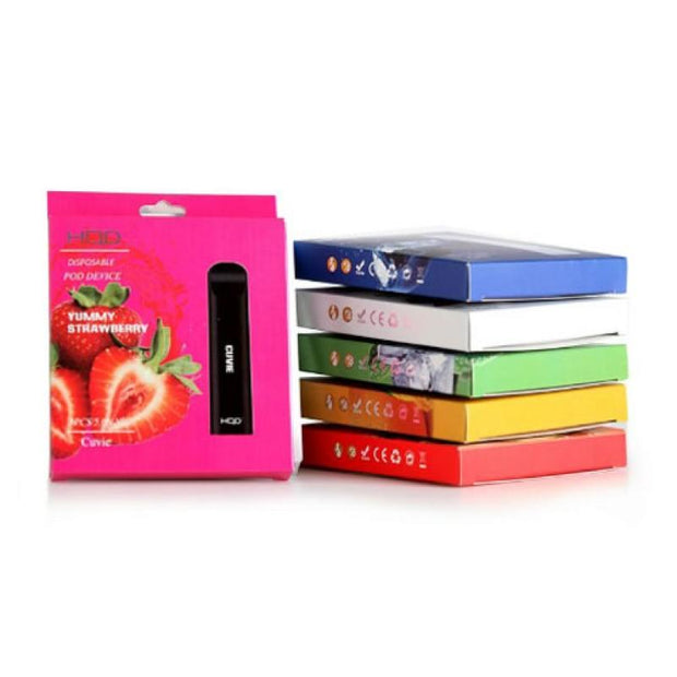 HQD Cuvie Disposable Device 3-Pack -$12.99 - The Smokers World