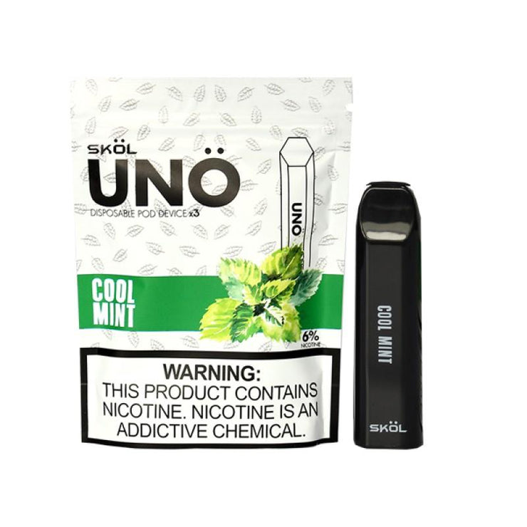 Skol Uno Disposable Pod- $5.95 Each - The Smokers World