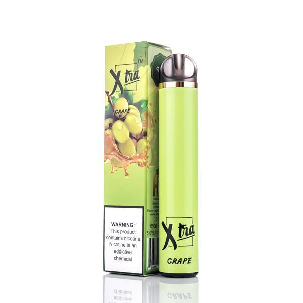 XTRA PUFF DISPOSABLE DEVICE- $13.95 Each