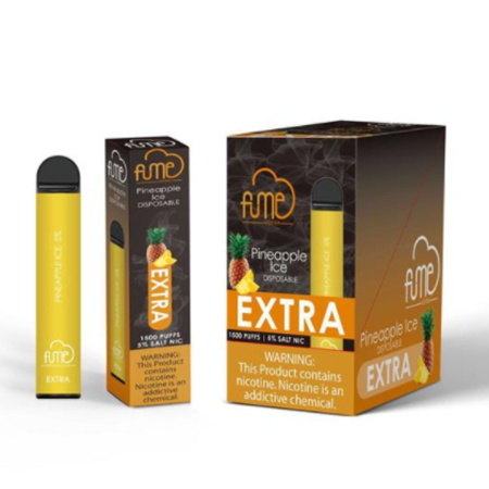 FUME Extra Disposable 1500 puffs $12.5
