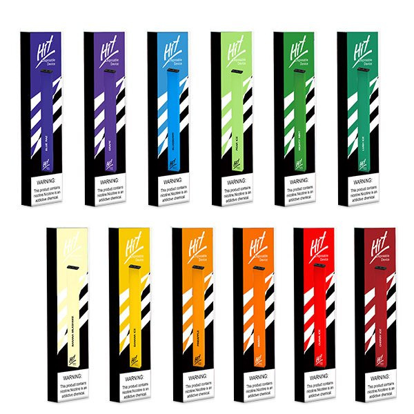 HIT DISPOSABLE Vape $6.99 Each - The Smokers World