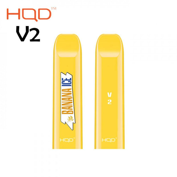 HQD Cuvie V2 Disposable Device 3-Pack $11.95 - The Smokers World