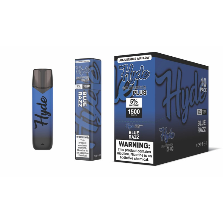 HYDE COLOR PLUS Edition Vape Disposable - The Smokers World