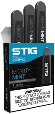 VGOD STIG Disposable Pod 3-Pack- $15.95 - The Smokers World
