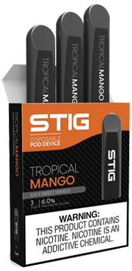 VGOD STIG Disposable Pod 3-Pack- $15.95