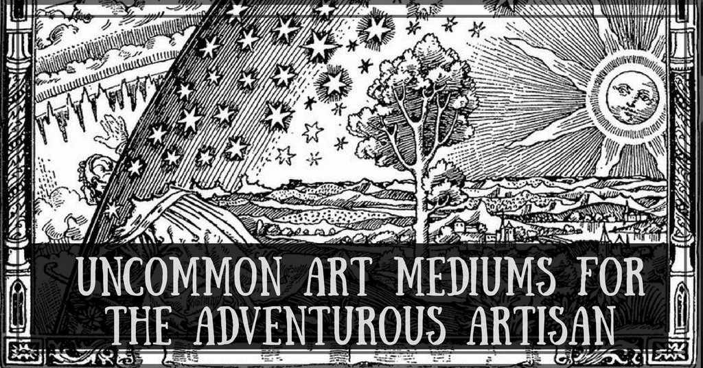 Uncommon Art Mediums