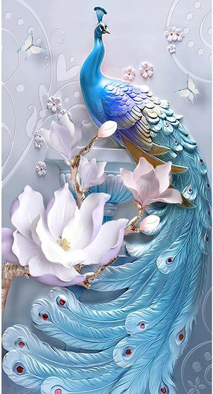 Natures Display - 5D Diamond Painting - 5D Diamond Painting - DIY Kits