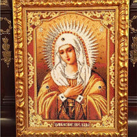 Blessed Virgin Mary  - 5D Diamond Painting - 5D Diamond Painting - DIY Kits