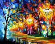 Colorful Abstraction - 5D Diamond Painting - 5D Diamond Painting - DIY Kits