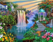 Dream Home - 5D Diamond Painting - 5D Diamond Painting - DIY Kits