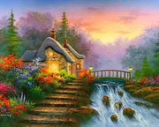 River Wild - 5D Diamond Painting - 5D Diamond Painting - DIY Kits